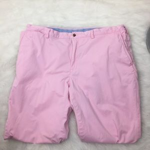 Polo Ralph Lauren Pink Stretch Classic Fit - 42x34
